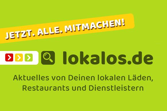 lokalos.de ist online, macht alle mit!