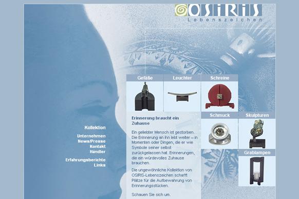 OSIRIS-Lebenszeichen GmbH