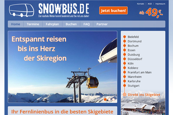 Snowbus.de