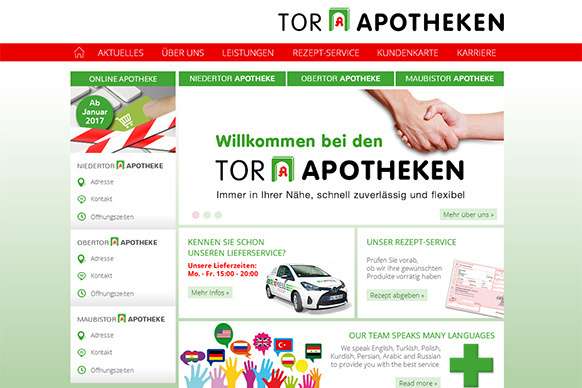 Tor-Apotheken