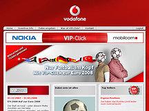 Vodafone Incentive-Portal (Extranet)