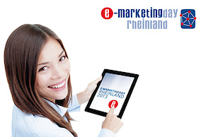 Dritter e-Marketingday Rheinland am 18. April im Borussiapark