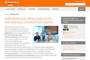 Die neue Website der Gödde GmbH ist online