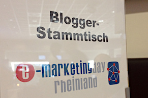 """Der Blogger-Stammtisch für kleine Pausen und """"Real-Life-Socializing"""""""