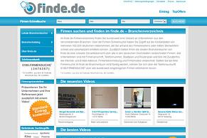 http://www.finde.de