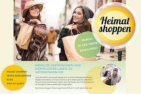 """Heimat shoppen""-Website im neuen Gewand"