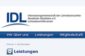 Interessengemeinschaft der Lohnsteuerzahler NRW e.V.