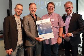 Der 2. Platz in der Kategorie Technik: www.neusserbauverein.de (Foto: IHK)