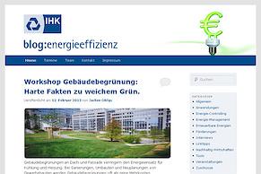 IHK Blog Energieeffizienz