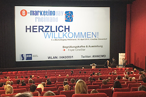 Impressionen vom e-Marketingday 2015