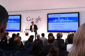 Google Präsentation
