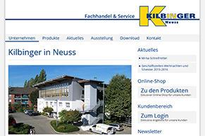 http://www.kilbinger.de