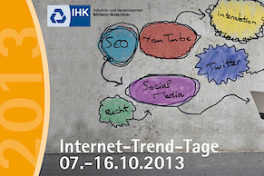Internet-Trend-Tage 2013