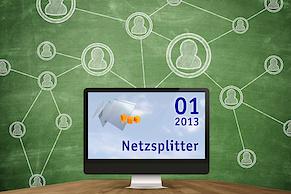 Netzsplitter 01/2013: Die Themen der letzten Wochen