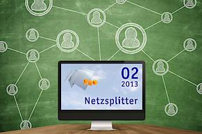 Netzsplitter 02/2013: Die Themen der letzten Wochen