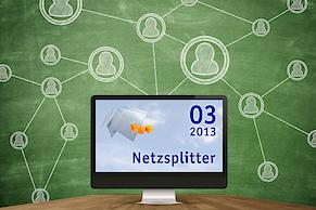 Netzsplitter 03/2013: Die Themen der letzten Wochen