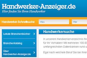 Neuer Handwerker-Anzeiger.de