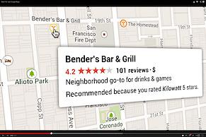 Google Maps mit vielen nützlichen Extras
