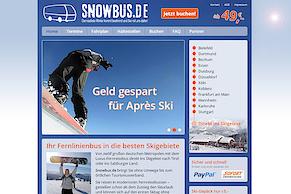 Snowbus.de ist online