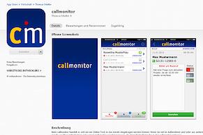 callmonitor im App Store