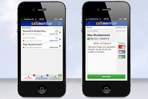 callmonitor App