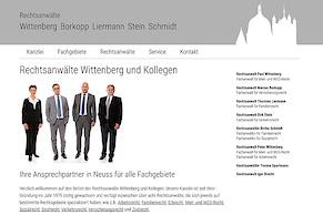 """""""Wittenberg und Kollegen"""" im neuen Gewand"""